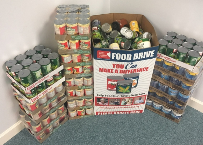 SPOTLIGHT ON: CANNED FOOD DRIVE